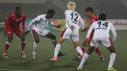 Shillong Lajong FC Mohun Bagan I-League 2017/2018