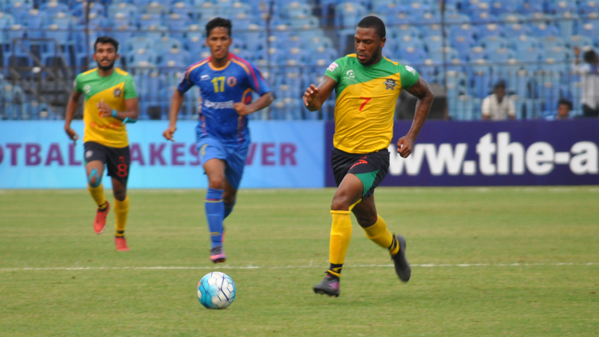 Charles Chennai City FC East Bengal Federation Cup 2017