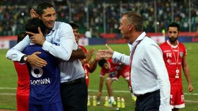 Marco Materazzi David Platt Chennaiyin FC FC Pune City ISL season 2