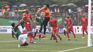Mohun Bagan Churchill Brothers SC I-League 2017/2018