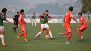 Akram Moghrabi Aizawl FC Mohun Bagan I-League 2017/2018