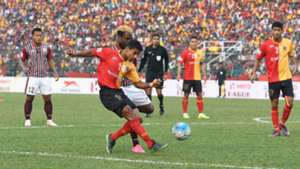 Mehtab Hossain East Bengal Mohun Bagan I-League 2017
