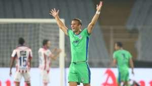 Erik Paartalu ATK Bengaluru FC ISL 4 2017/2018