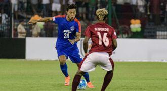 Salam Ranjan Singh Bengaluru FC Mohun Bagan Federation Cup Final 2017