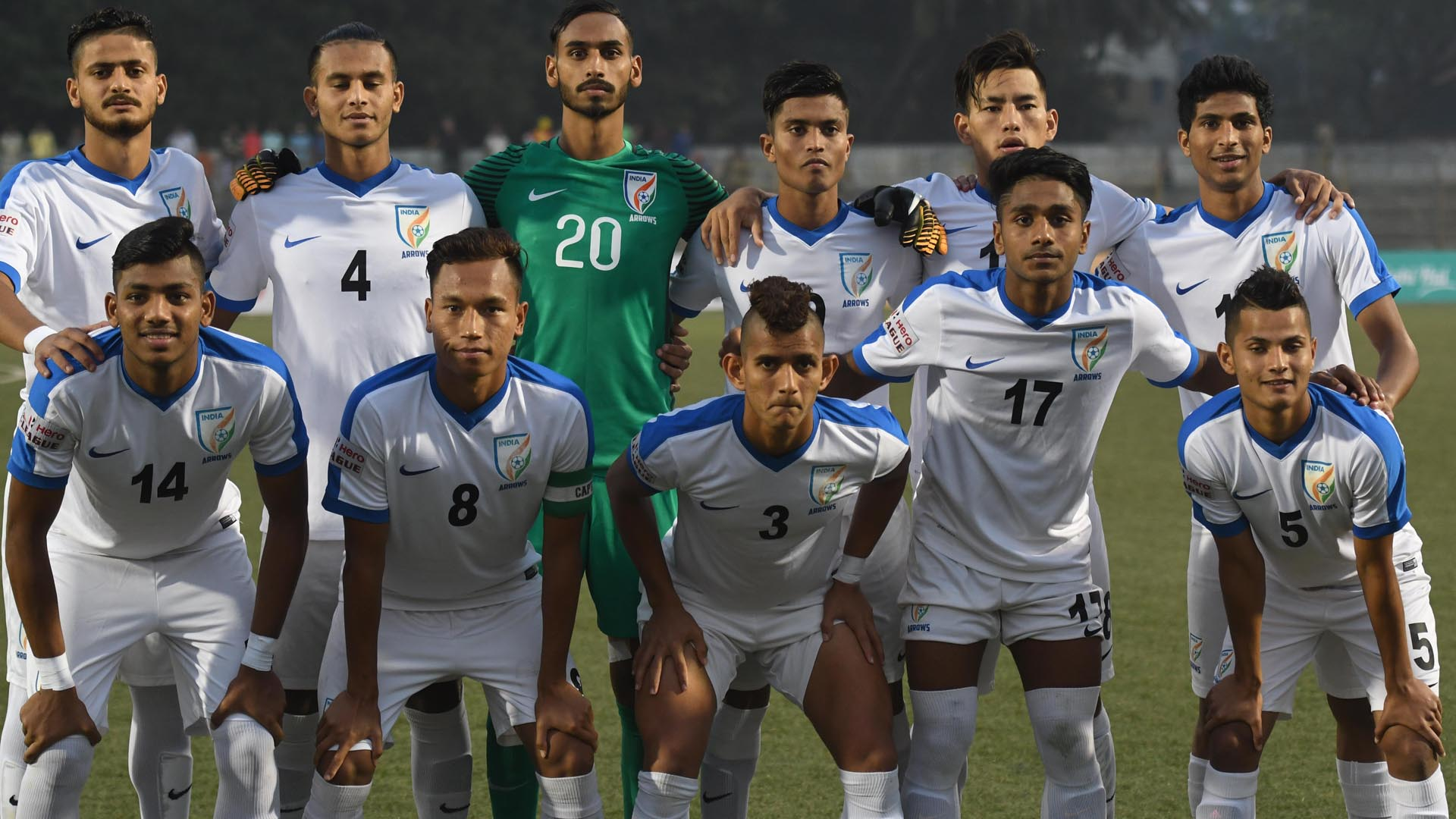Indian Arrows I-League 2017/2018