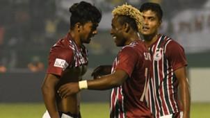Azharuddin Mallick Sony Norde Mohun Bagan East Bengal I-League 2017