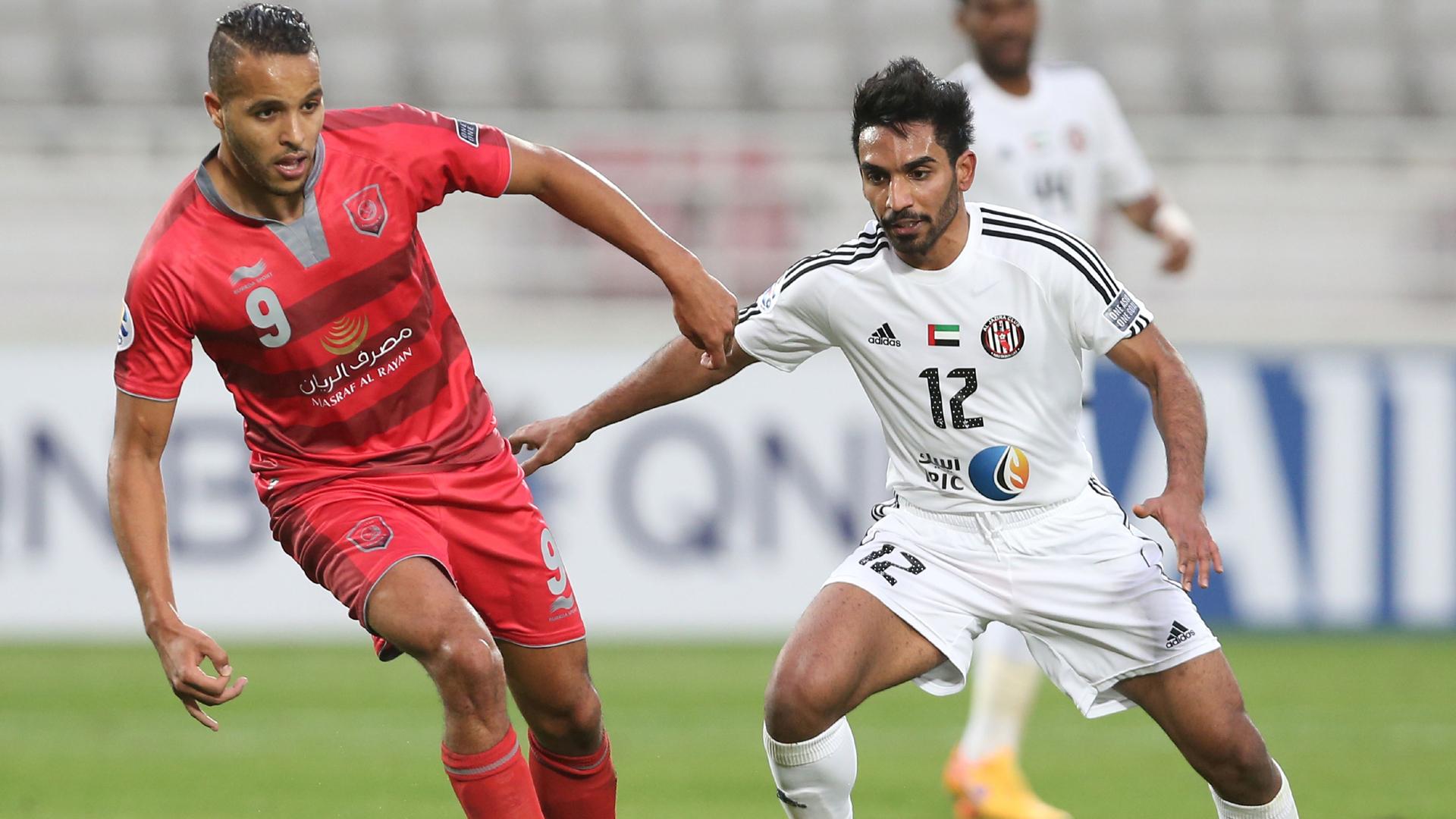 Youssef Al-Arabi Salim Rashid Lekhwiya Al-Jazira AFC Champions League 2017