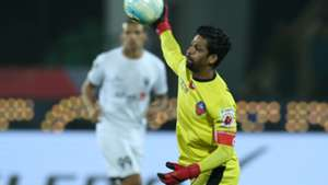 Laxmikant Kattimani NorthEast United FC FC Goa ISL 4 2017/2018