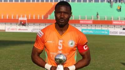 Kallon Kiatamba NEROCA FC I-League 2017-2018