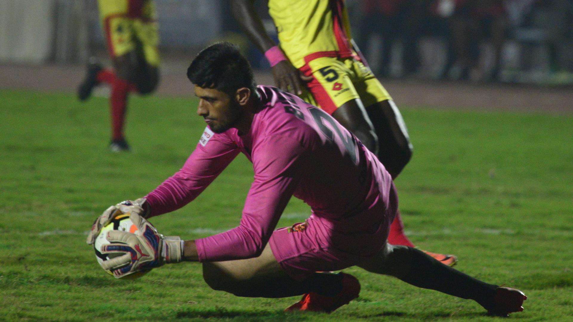 Bilal Husain Khan Chennai City FC Gokulam FC I-League 2017/2018
