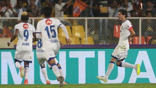 Henrique Sereno FC Pune City Chennaiyin FC ISL season 4 2017/2018