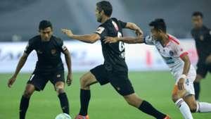 Adilson Goiano Delhi Dynamos FC NorthEast United FC ISL Season 4 2017/2018