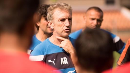 Albert Roca Bengaluru FC training session