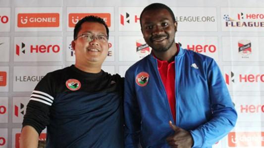 Thangboi Singto Dipanda Dicka Shillong Lajong FC