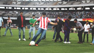 Sourav Ganguly Atletico de Kolkata ISL