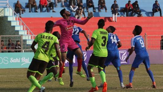 Indian Arrows Gokulam FC I-League 2017/2018