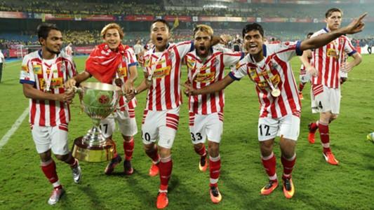 Atletico de Kolkata ISL Champions season 3 2016