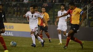 Samuel Lalmuanpuia East Bengal FC Shillong Lajong FC I-League 2017