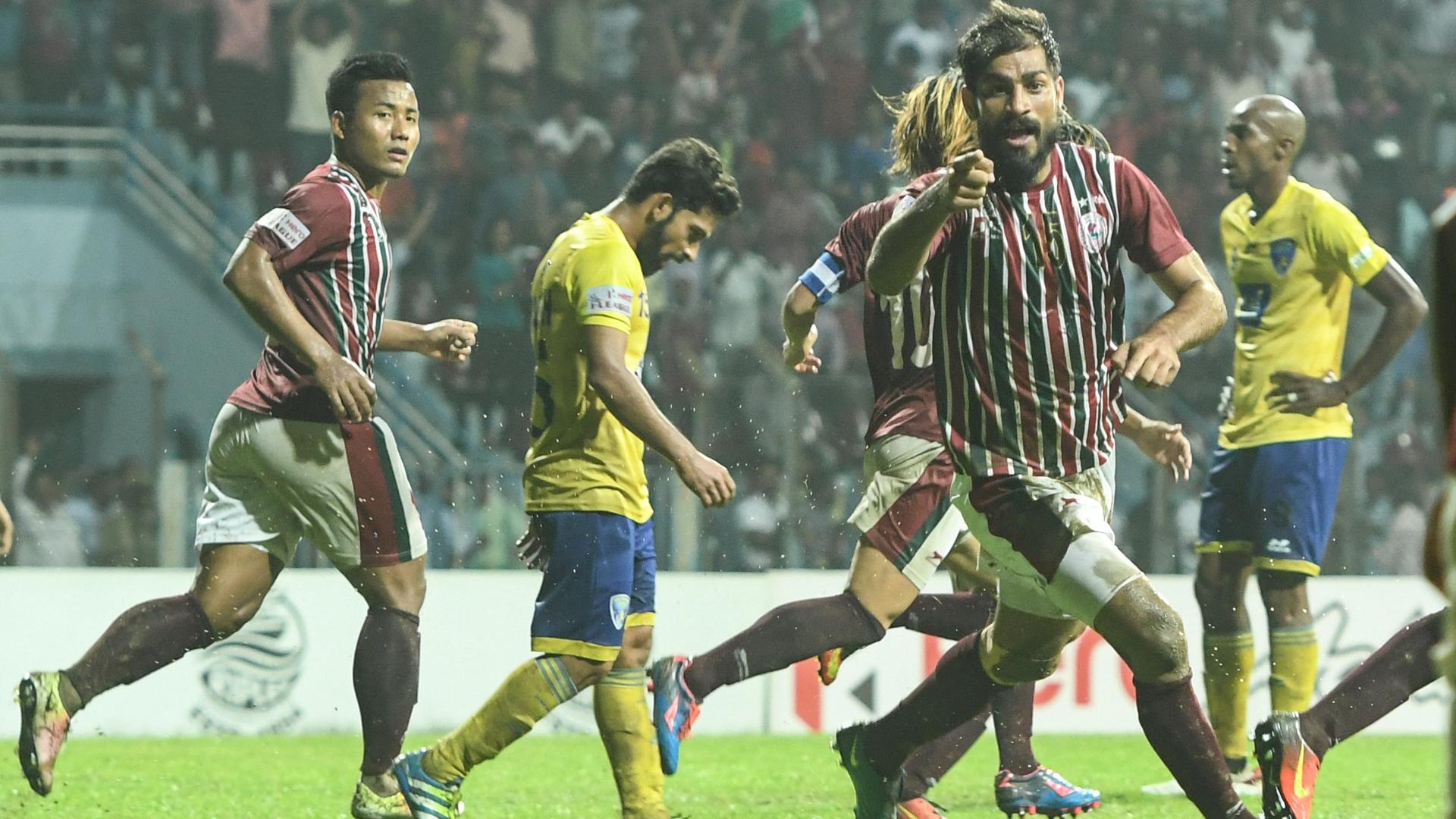 Balwant Singh Mohun Bagan Mumbai FC I-League 2017
