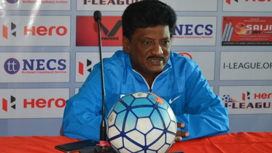 V Soundararajan Chennai City FC I-League 2017