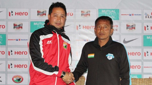 Bobby Nongbet Wangkhem Khogen Shillong Lajong FC Minerva Punjab FC I-League 2017/2018