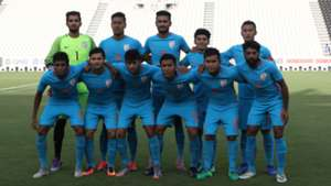 India U-23 National Team  AFC U23 Championship China 2018 Qualifiers