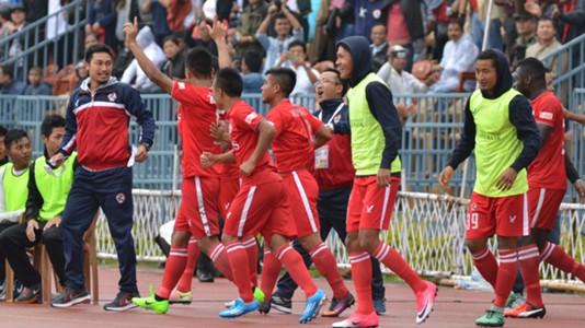 Aizawl Mohun Bagan I-League 2017