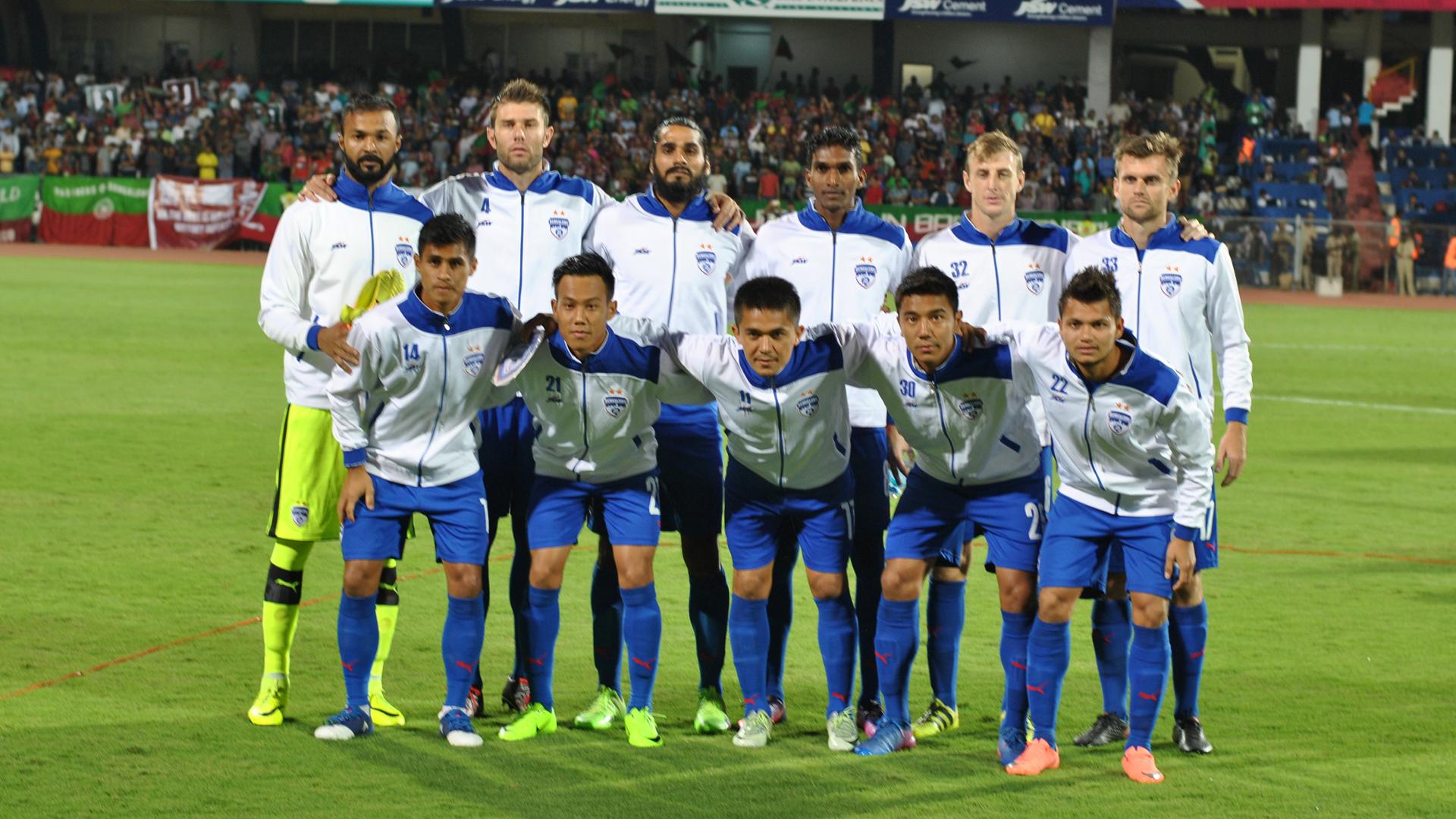 Bengaluru FC Mohun Bagan I-League 2017