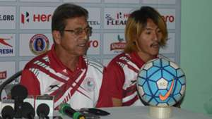 East Bengal Mohun Bagan I-League 2017 pre match conference