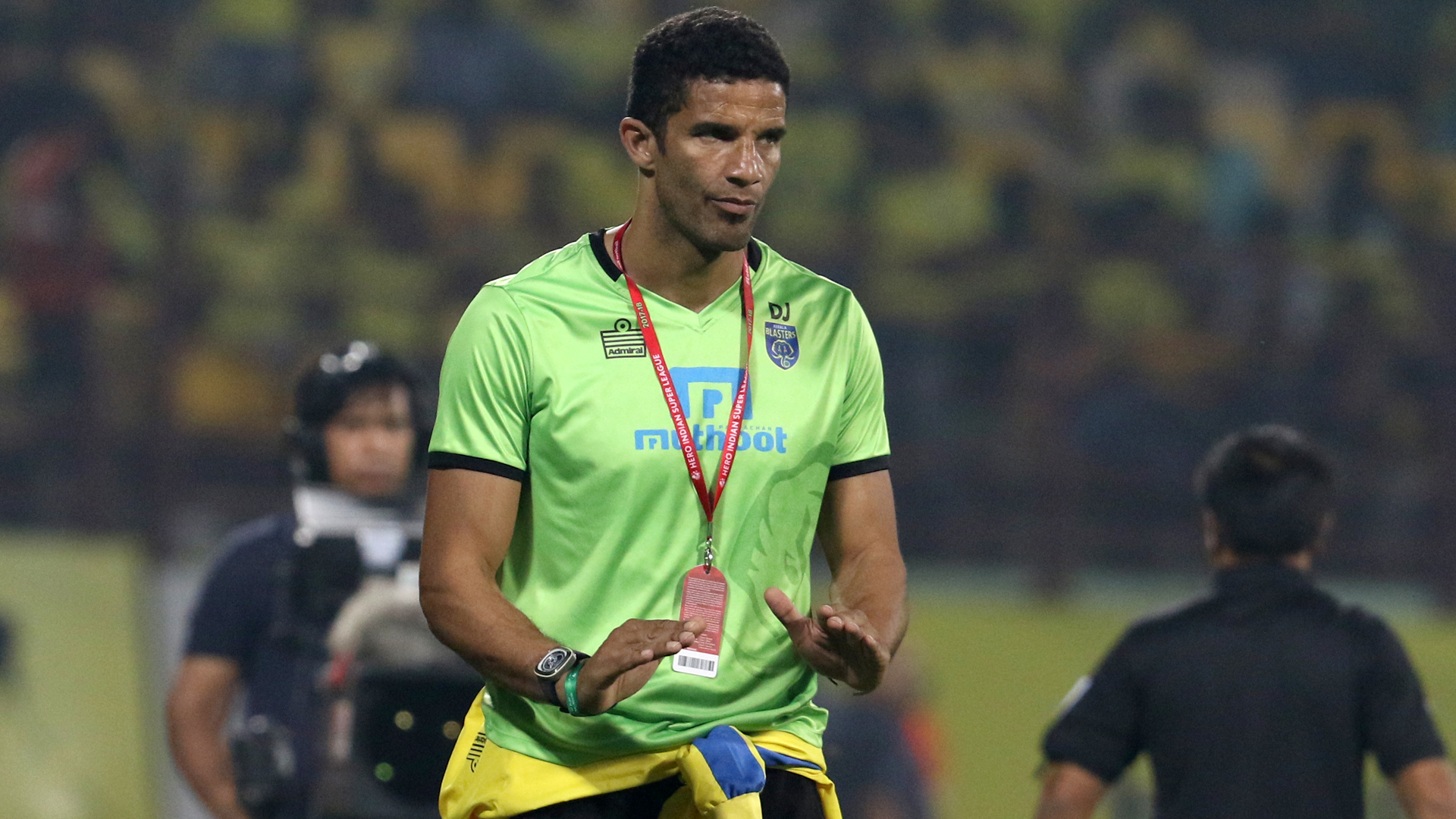 David James Kerala Blasters FC FC Goa ISL 4 2017/2018