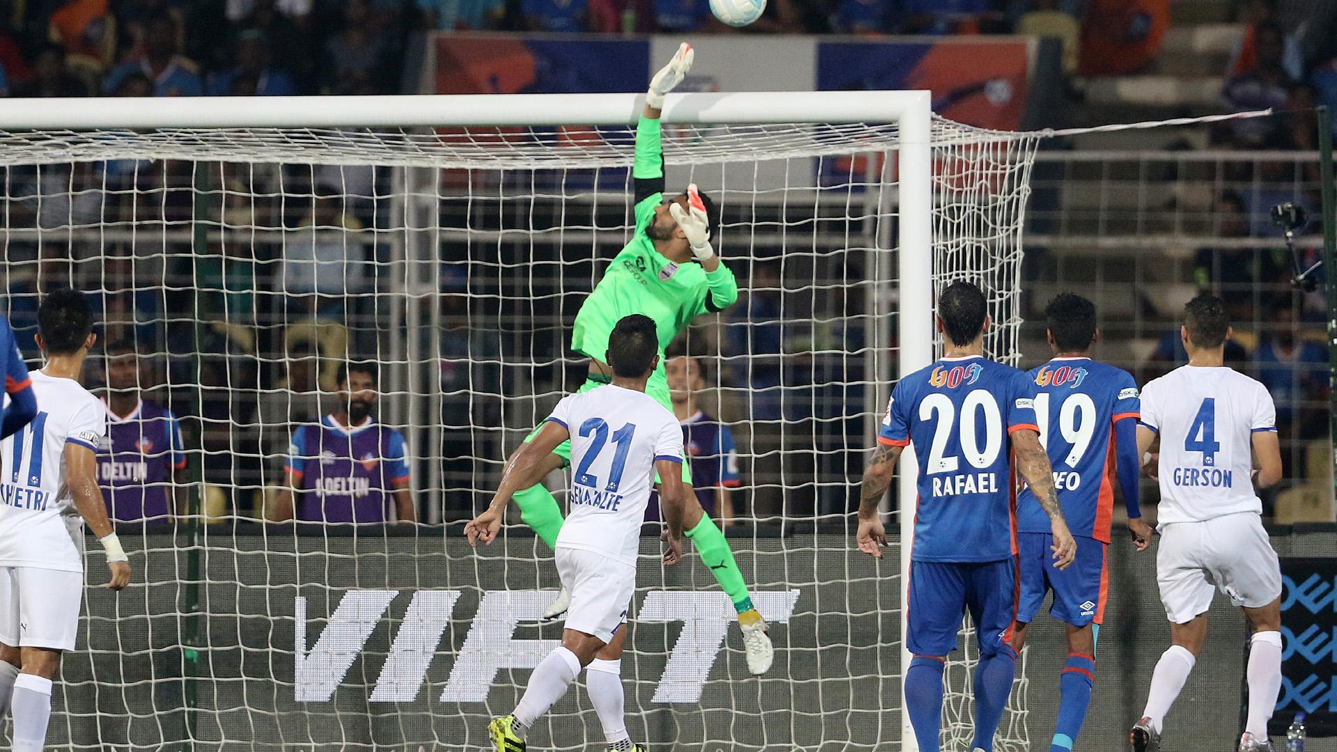 Amrinder Singh Mumbai City FC ISL season 3 2016