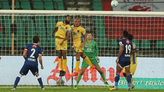 Chennaiyin FC Kerala Blasters FC ISL 4 2017/2018