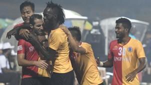 East Bengal Shillong Lajong FC I-League 2017/2018