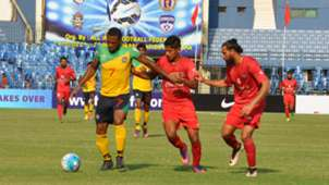 Charles Chennai City FC Churchill Brothers SC Federation Cup 2017