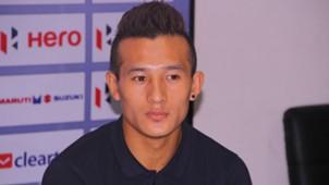 Chencho Gyeltshen Minerva Punjab FC I-League 2017/2018
