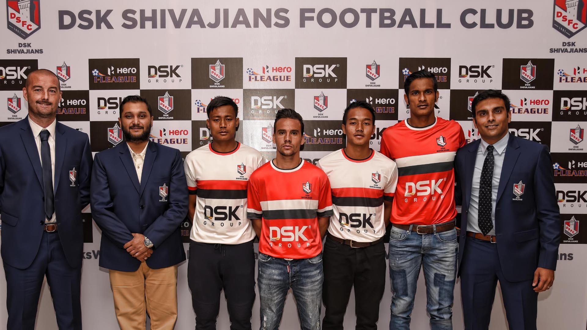 DSK Shivajians FC Press Conference