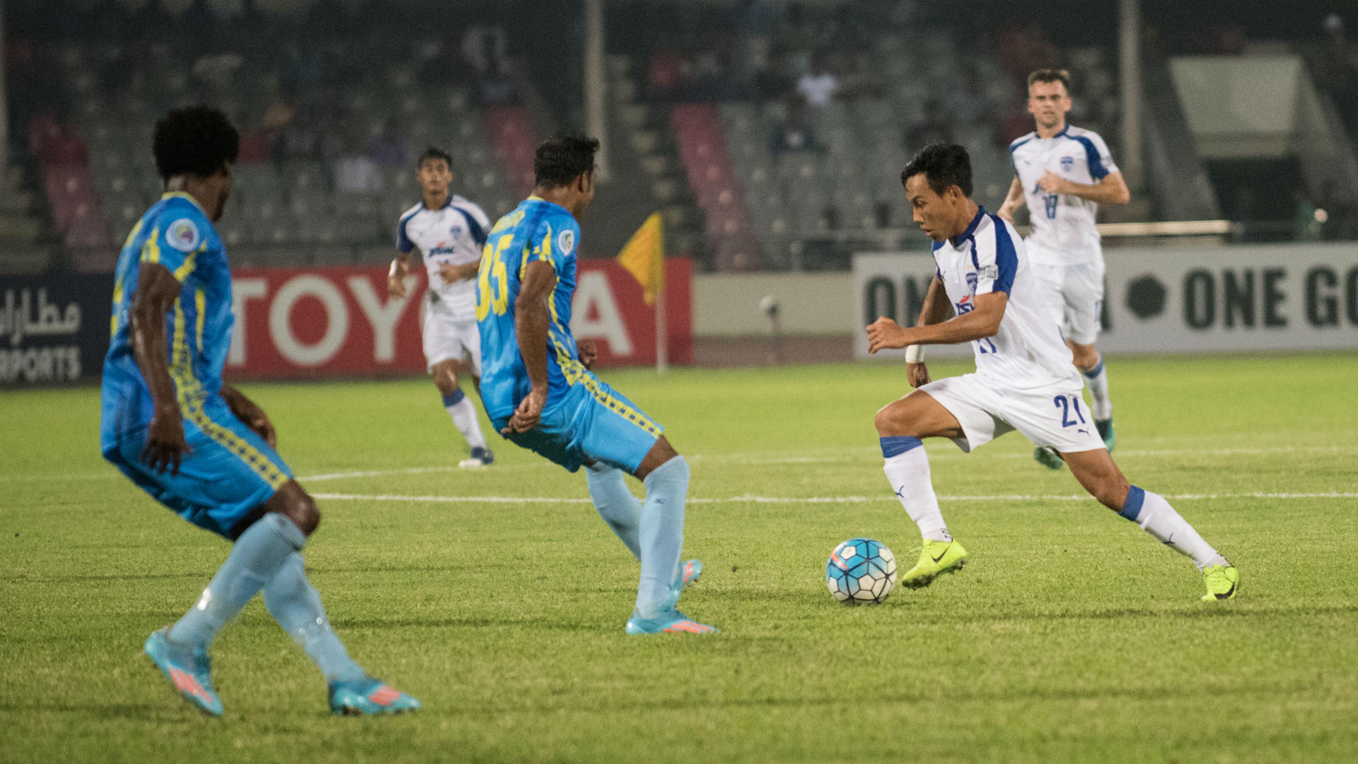 Abahani Bengaluru FC AFC Cup Group Stage 2017