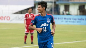 Eugeneson Lyngdoh Bengaluru FC Shillong Lajong FC Federation Cup 2017