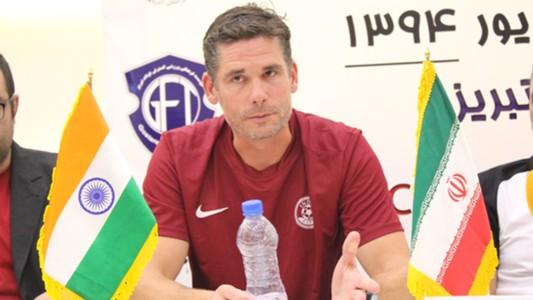 Nicolai Adam India U-17 coach