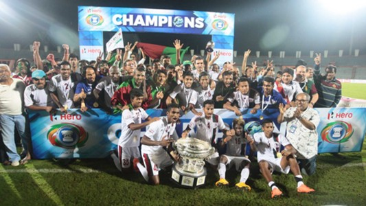 Mohun Bagan Champions of Federation Cup 2016