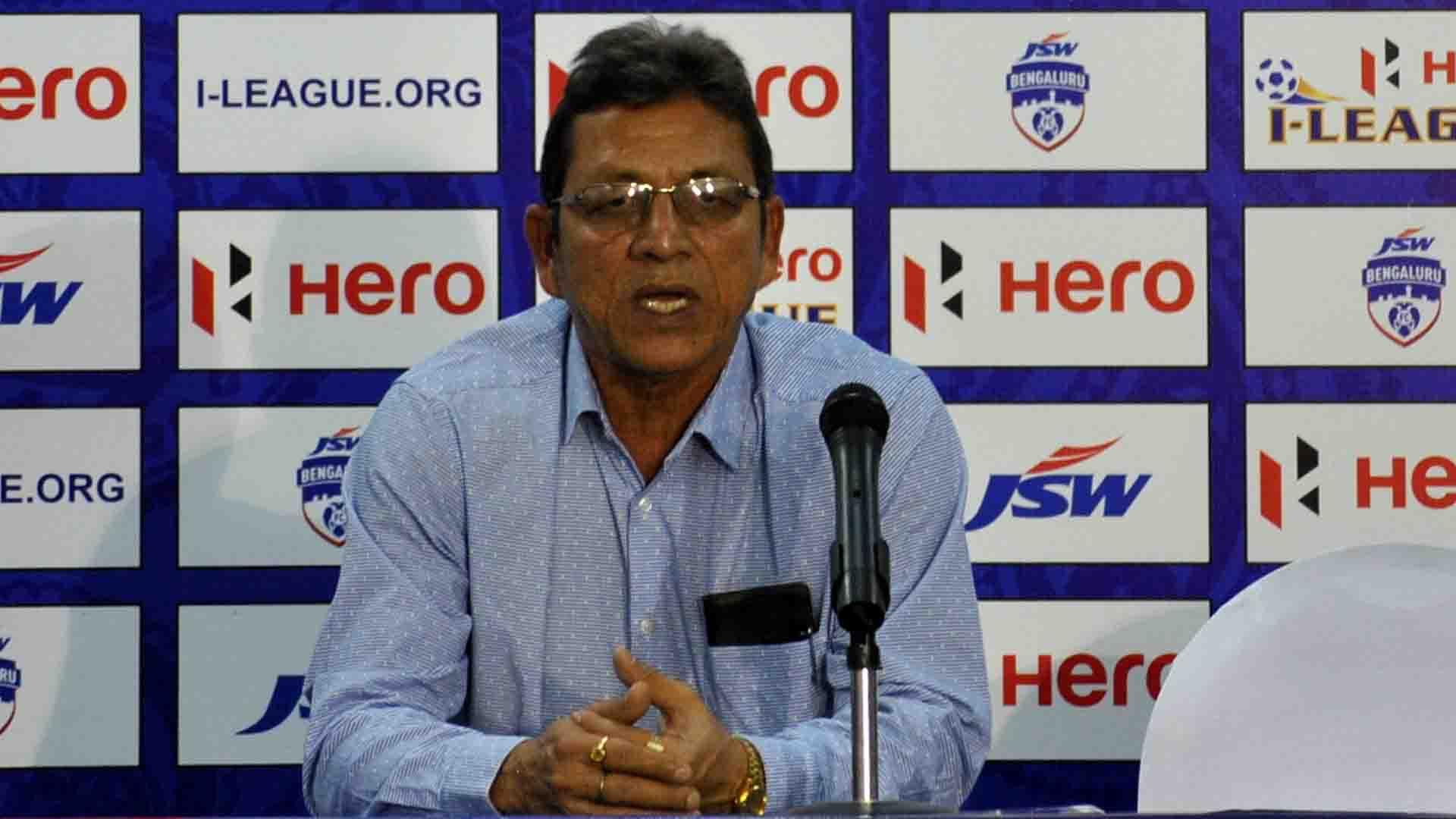 I-League: Mohun Bagan's Sanjoy Sen - We aren't over confident