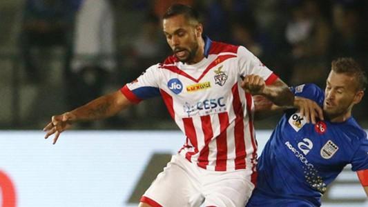 Robin Singh Mumbai City FC ATK ISL 4 2017/2018