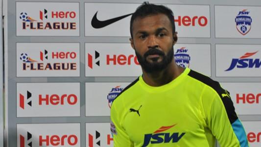 Arindam Bhattacharya Bengaluru FC Mohun Bagan I-League 2017