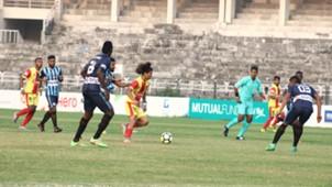Gokulam FC Minerva Punjab FC I-League 2017/2018