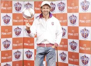 FC Pune City, Hrithik Roshan