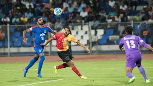 Bengaluru FC East Bengal I-League 2017
