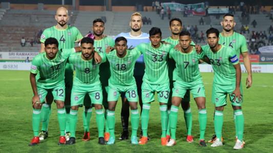 Chennai City FC I-League 2017/2018