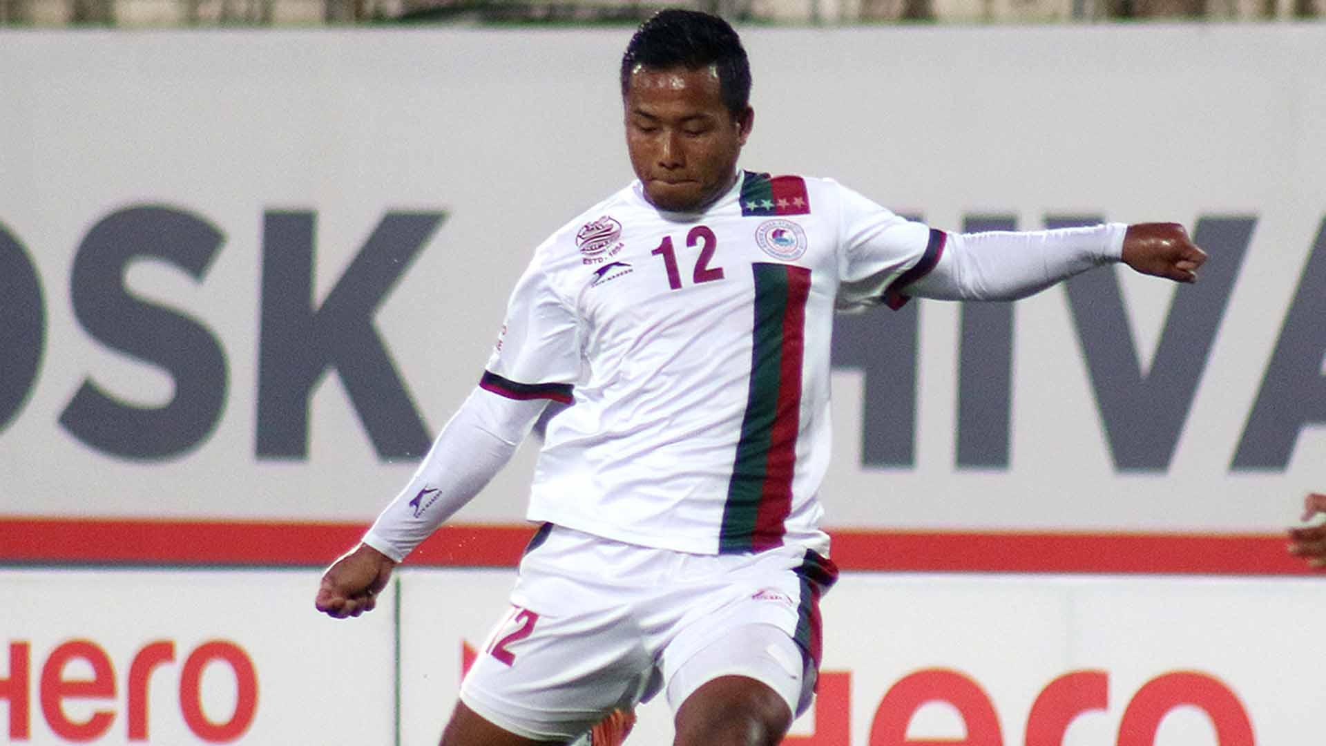 Jeje Lalpekhlua DSK Shivajians Mohun Bagan I-League 2017