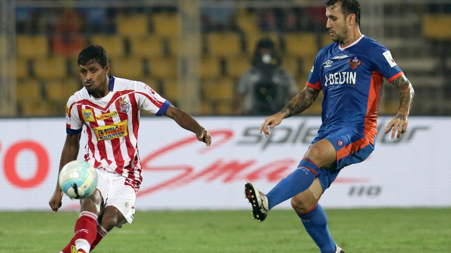 Arnab Mondal FC Goa Atletico de Kolkata ISL season 3 2016