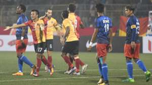Laldanmawia Ralte East Bengal Churchill Brothers I-League 2017/2018